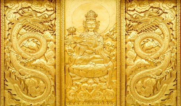 In China the dragon is a celestial symbol. (thawornnurak / Adobe)