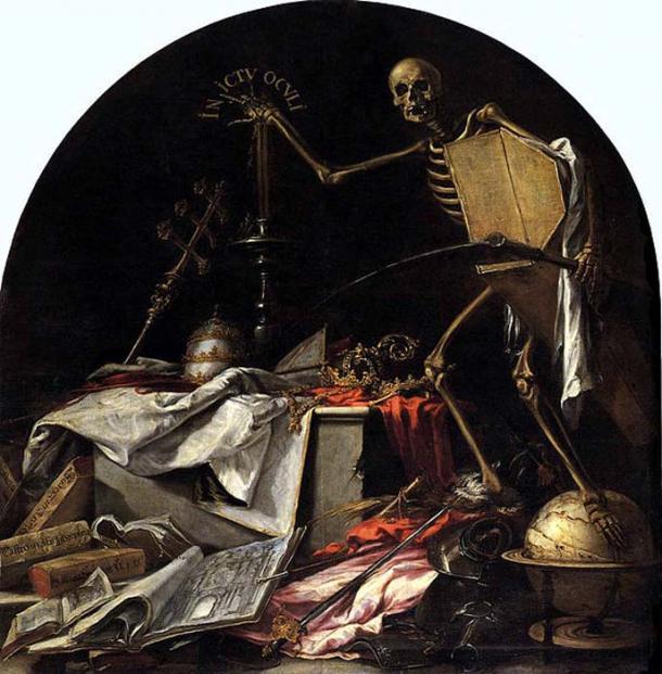 'In Ictu Oculi' (1670-1672) by Juan de Valdés Leal. (Public Domain)