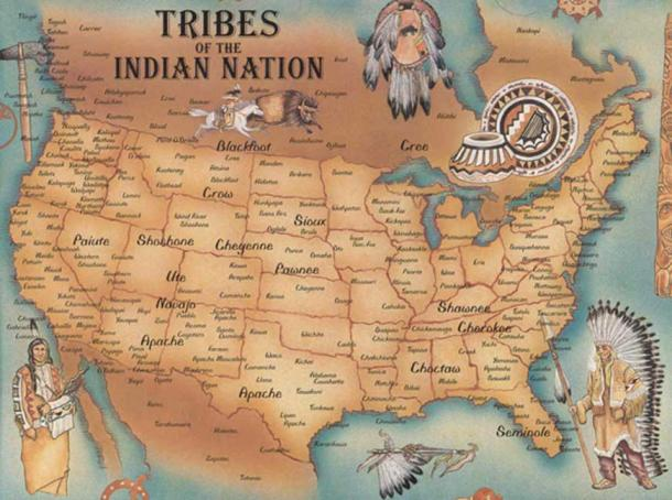 Tribes of the Indian Nation.