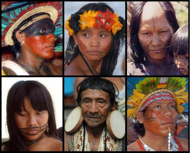 Indigenous people of Brazil