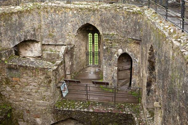 Inside Blarney Castle. Credit: Ioannis Syrigos