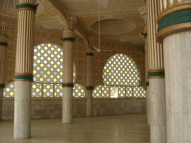 Interior of the Great Mosque. (CC BY-SA 3.0)