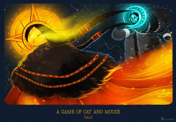 Inuit - A game of cat and mouse