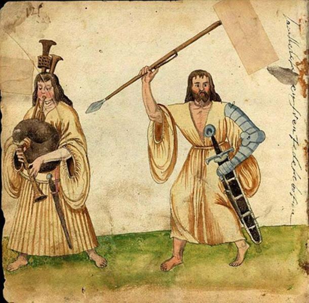 Irish Gaels, possibly descendants of Niall. (Иван Дулин / Public Domain)