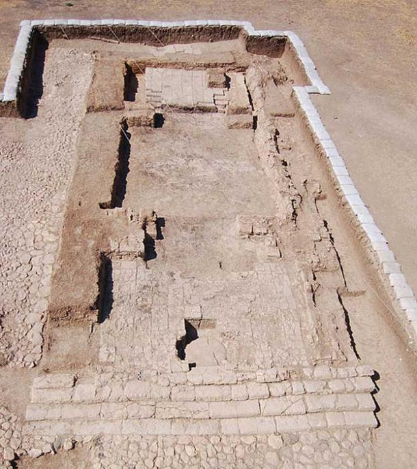 Iron Age Temple from Tell Tayinat.