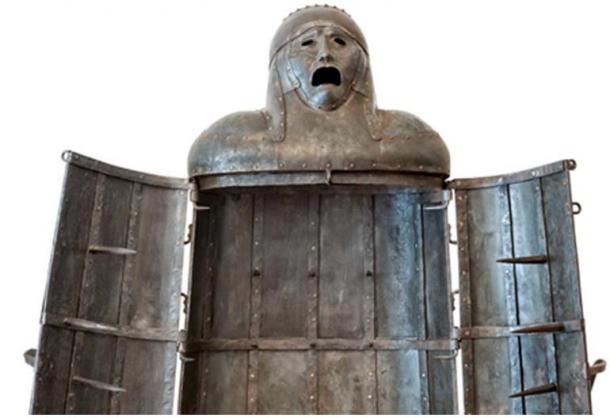 Iron Maiden, medieval torture device
