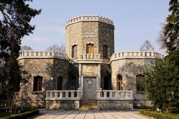 Iulia Hasdeu Castle, Campina, Romania.
