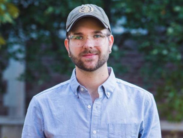 Jacob Lulewicz, Lecturer in Archaeology. (Jacob Lulewicz / Washington University in St. Louis)