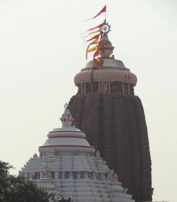Jagannath Temple of the Eastern Ganga Dynasty, a temple so famous it has been replicated elsewhere in India