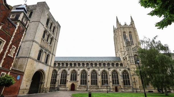 St James Cathedral in Bury can trace its origins back to Baldwin (Lawrence OP / CC BY-NC-ND 2.0)