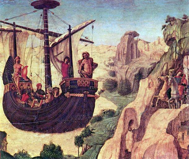 Jason and the Argonauts by Lorenzo Costa