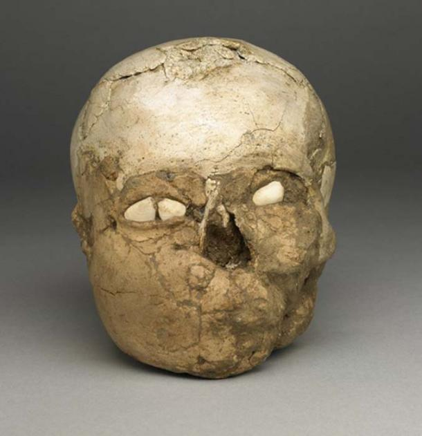 The Jericho plastered skull, a Neolithic skull in the British Museum's collection.