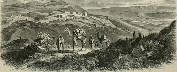 Joshua advanced on the city of Ai; but its ruinous façade was misleading.