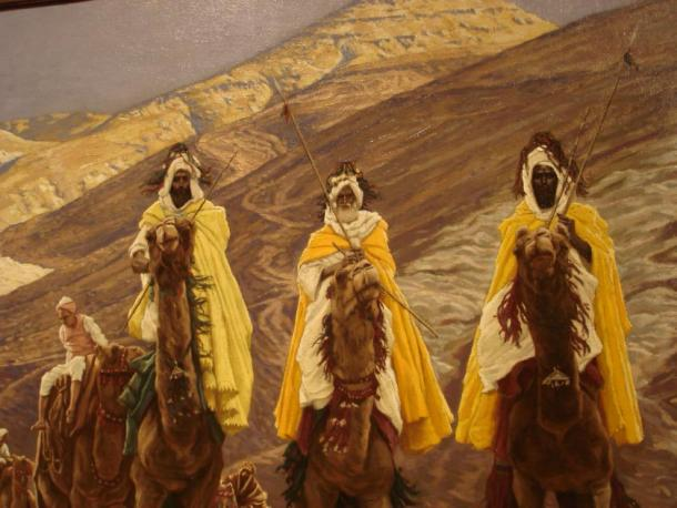 Journey of the Magi. (Eric Wilcox / CC BY-NC 2.0)