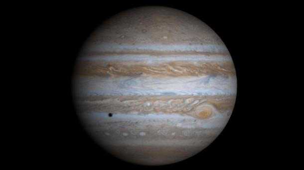 The Babylonians used geometric methods to predict Jupiter's place in the zodiac