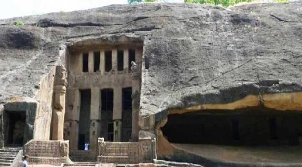 The 2,000-year-old Kanheri caves in the Sanjay Gandhi National Park are a popular tourist attraction.