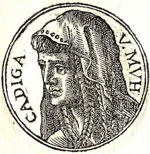 Khadijah bint Khuwaylid was the first wife of the Islamic prophet Muhammad. (Public Domain)