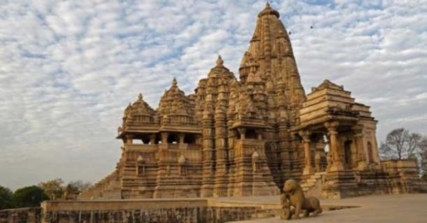 Khajuraho Monument in India