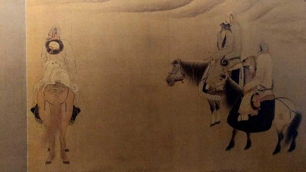 Khitan horsemen. (Yprpyqp/CC BY SA 4.0)