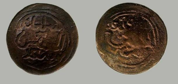 Kilwa coin of Sulaiman ibn al-Hasan. (CC BY-NC-ND 4.0)