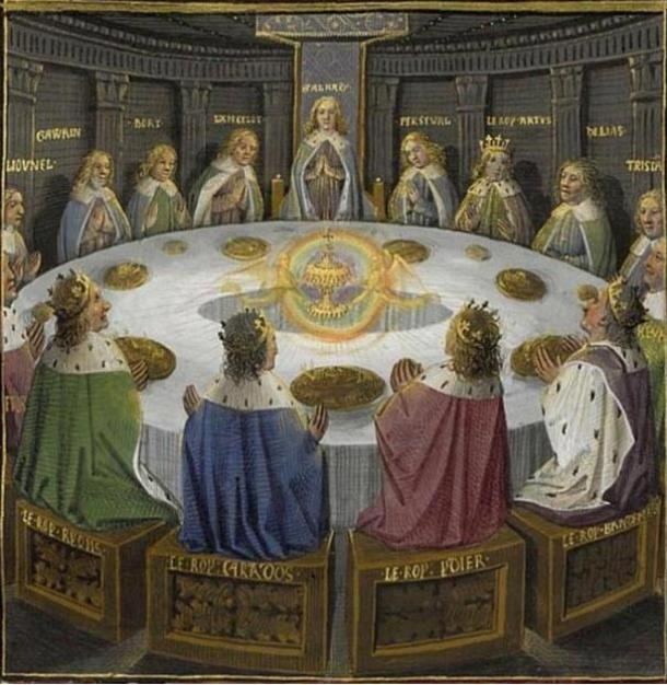 My Manifest and the Grail : The Touch and the Interpretation
