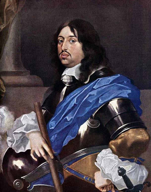 King Charles X Gustav of Sweden.
