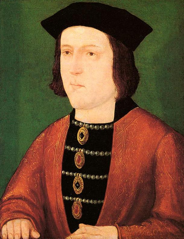 King Edward IV.
