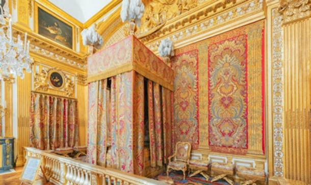 King Louis XIV's bedroom was a royal staging ground. V_E/Shutterstock.com