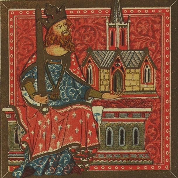 King Offa of Mercia created an archbishopric in Lichfield. (Anónimo / Public Domain)