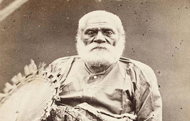 King Seru Epenisa Cakobau. (Public Domain)