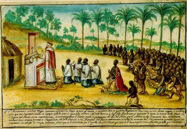 Kingdom of Kongo conversion to Catholicism. (Kingdom of Kongo and the Atlantic World)