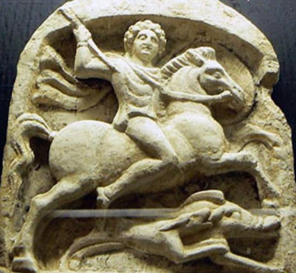 The Knife of Llawfrodedd the Horseman was a special relic for feasts