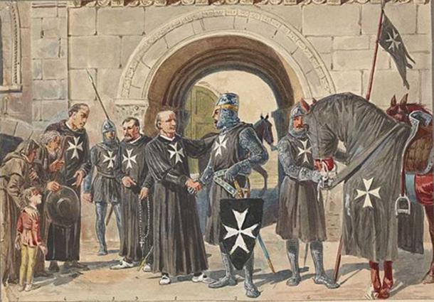 Knights of Malta, 1048-1799.
