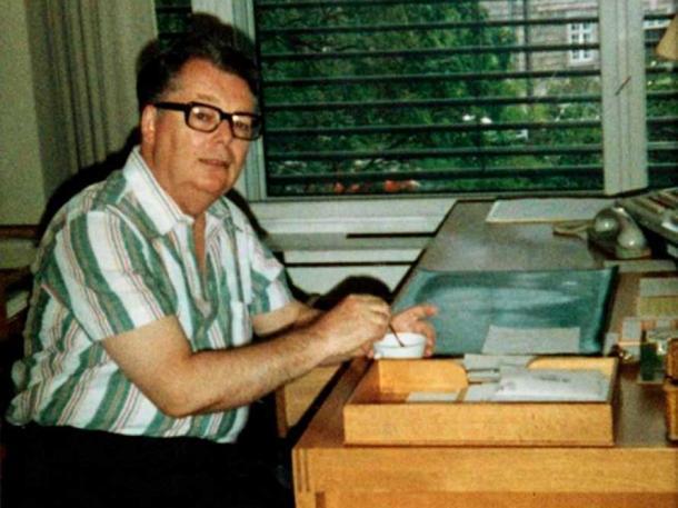 Knud Langkow. (Private photo/Politiken)