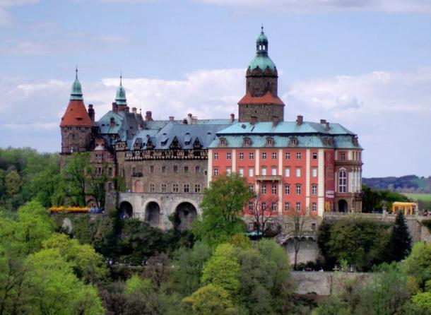 Książ Castle
