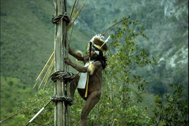 Kurulu Village War Chief at Baliem Valley, Papua. (Paul/CC BY 2.0)