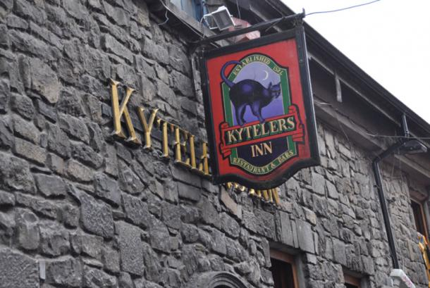 Kytelers Inn as it stands today (Marcus Meissner / Flickr)