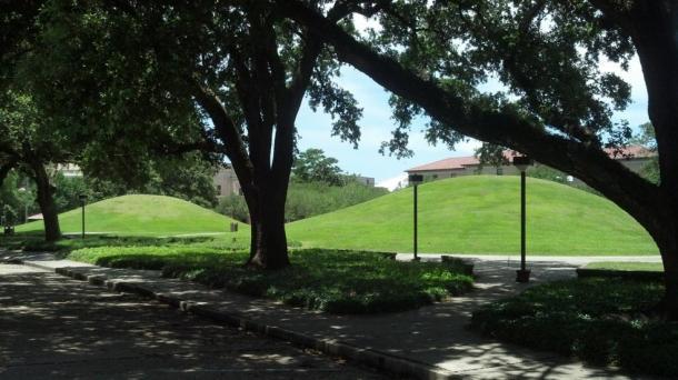 LSU Mounds