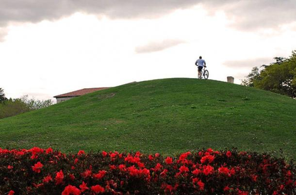 Efforts have been made to protect the LSU Mounds from being used