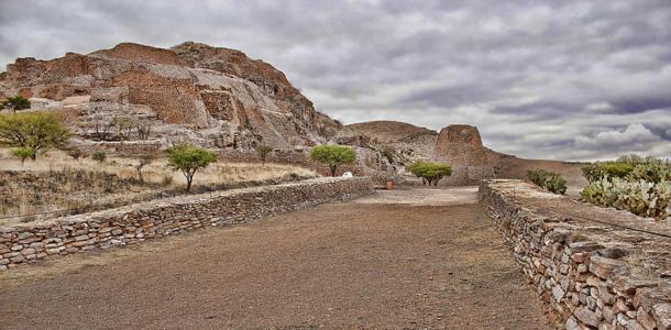 La Quemada archaeological site