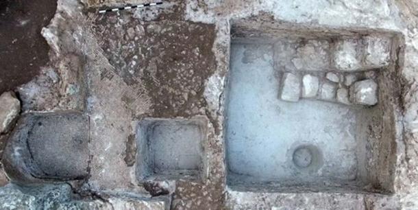 """La finca perteneció una vez a un hombre llamado """"Adios"""". (Yitzhak Marmelstein, Autoridad de Antigüedades de Israel)"""