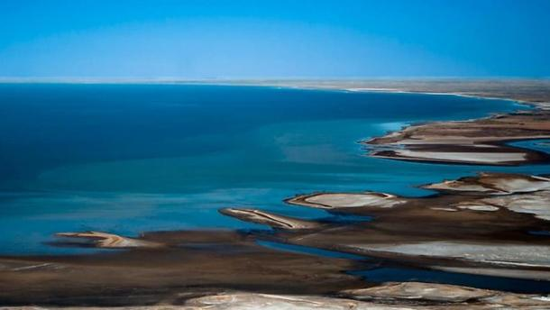 Kati Thanda – Lake Eyre full of water.