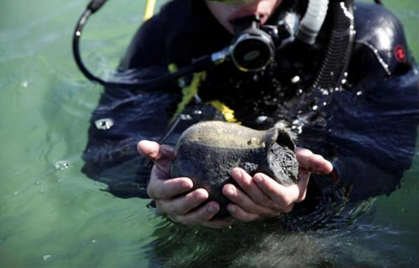 One more ancient civilization found in Lake Issyk-Kul