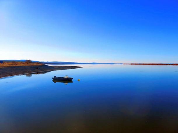 Lake Krasnoye. Image: Evgeny Basov