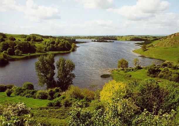 Lake Lough Gur.
