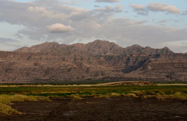 Landscape near Lake Natro. (Richard Mortel / CC BY-SA 2.0)