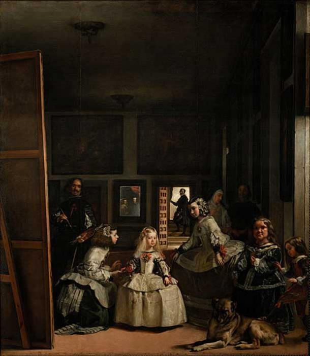 Las Meninas (The Maids of Honor) (1656-1657) by Diego Velázquez.