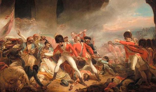 The Last Effort and Fall of Tipu Sultan in the Fourth Anglo-Mysore War