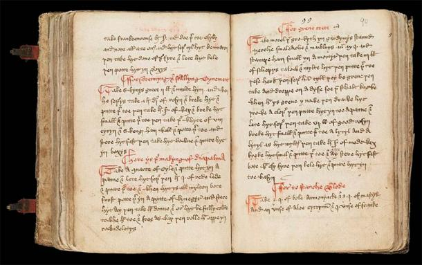 Bald's Leechbook is an Anglo-Saxon medical text, one of the oldest surviving medical manuscripts in English. It is filled with remedies which are providing clues to researchers looking for ways to combat antibiotic-resistant infections. (Wellcome Trust / CC BY-4.0)