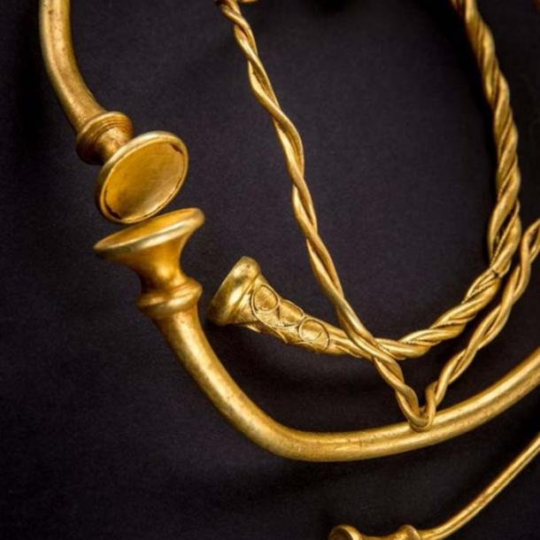 Iron Age gold found in Staffordshire Moorlands field
